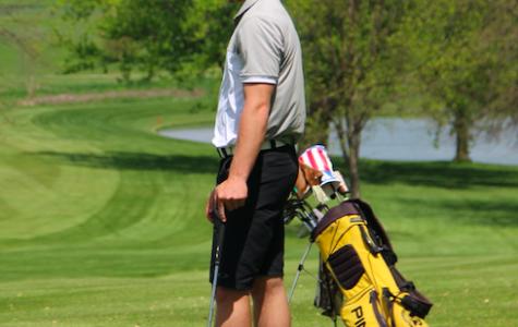Boys' Golf Starts Practice