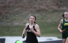 Girls' Track Competes at Iowa Western