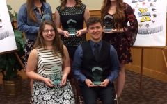 Five Students Earn Hawkeye Ten Academic Honors