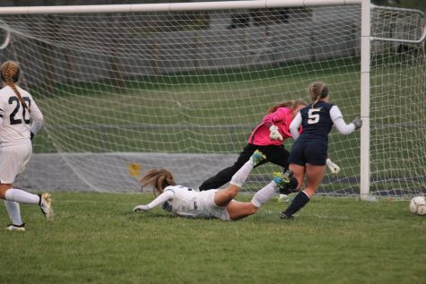 Girls Soccer May 18