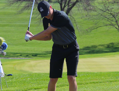 Boys' Golf Loses to Kuemper