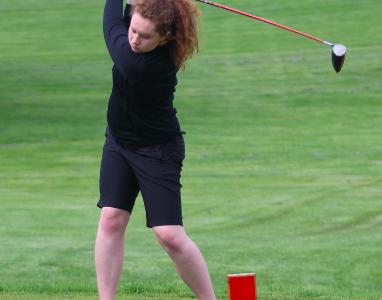 Girls Golf Kicks Off Season in Creston