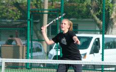 Recap of Trojan Girls' Tennis Over the Weekend