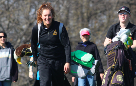 Girls Golf Beats Harlan by 22 Strokes