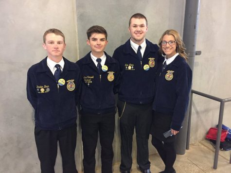 FFA State Convention Recap