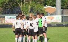 Boys' Soccer vs. L.C. and Harlan
