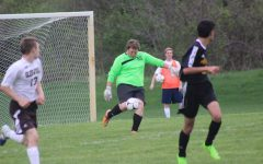 Over View: Boys' Soccer vs. Denison with Kyle Redinbaugh