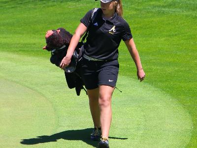 Girls Golf Set New Record at Copper Creek