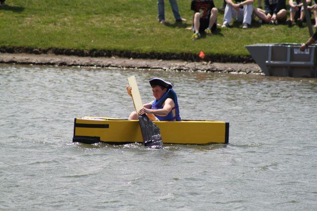 Physics Boats AHSneedle