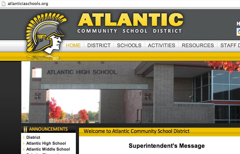 ACSD Website back up after hack – AHSneedle