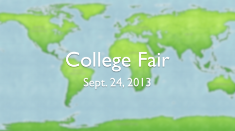 Ready for the College Fair?