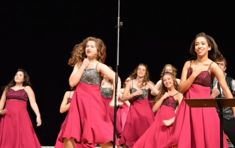 The Results are in! Dallas Center-Grimes Show Choir Competition