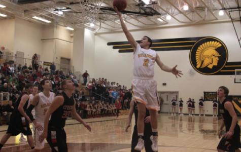 """Big Team Win"" for Trojan Boys Basketball"