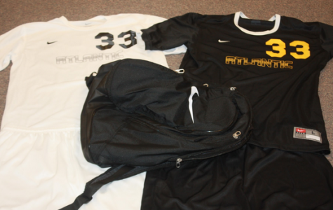 New Soccer Uniforms