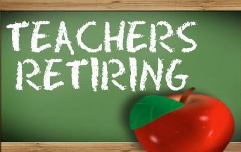 Teachers Retire at AHS