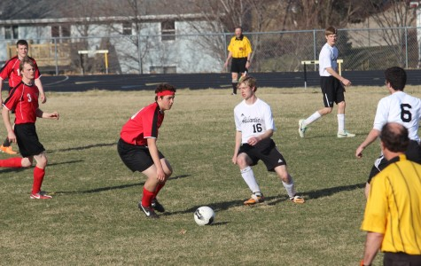 Boys Soccer Defeated By Harlan Cyclones
