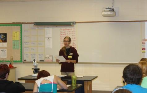 New Teacher: Williams