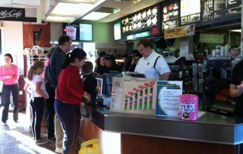 McTeacher Night Hosted at McDonald's