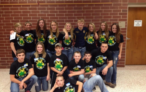 FFA Starts off First Quarter with a Bang