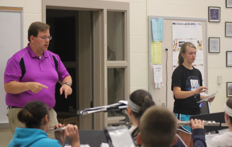Band Department Sends 10 Students to All-State Tryouts