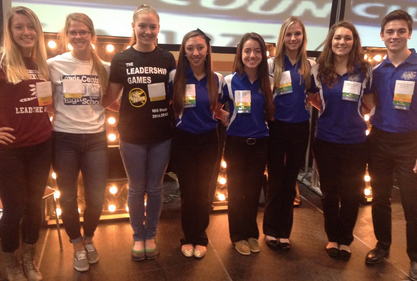 STUCO Attends State Leadership Conference