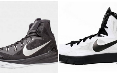Both Basketball Teams Purchase Team Shoes