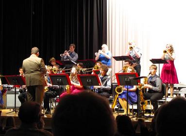 Jazz Band Season Arrives