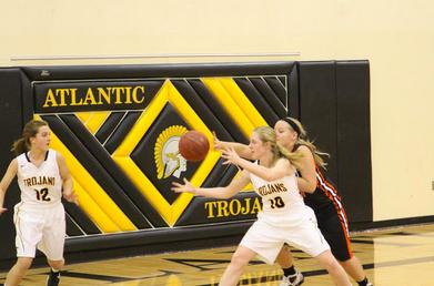 Girls Basketball on a Winning Streak