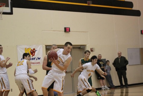 Boys Basketball Victory Against the Falcons