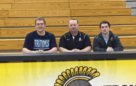 Two AHS Athletes Commit to Iowa Central Community College