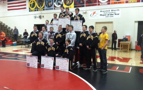 Trojans Sweep Through Sectionals