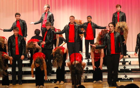 Premiere Receives Superior at State Show Choir