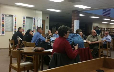 Board Approves 2016 Band/Vocal Trip
