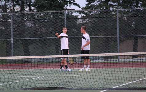 Boys Tennis Recap