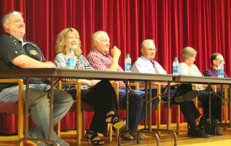 AHS School Board Discusses the TLC Program