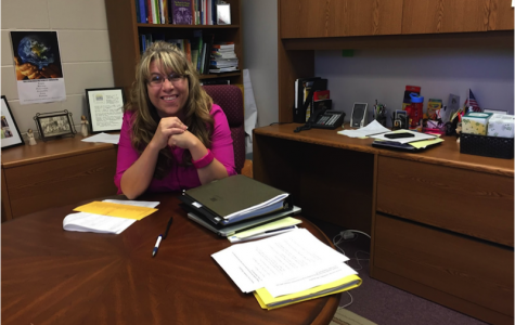 AHS Principal Selected for IHSPA Administrator of the Year Award