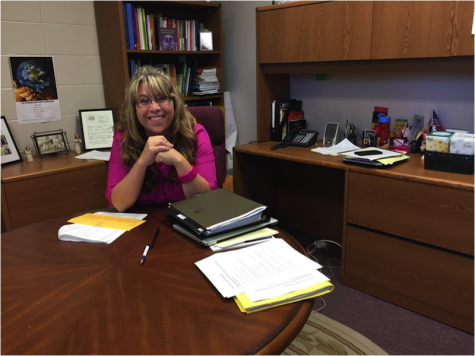 AHS Principal Selected for IHSPA Administrator of the Year Award