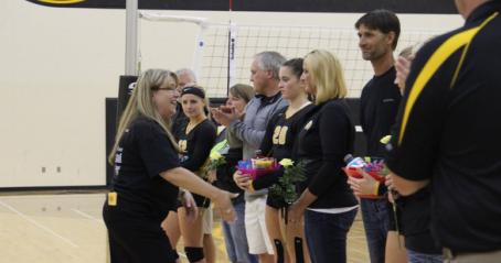 Senior Volleyball Profiles