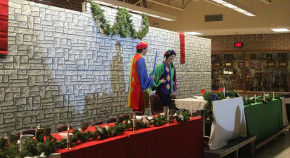 Madrigal Dinner Dec. 11-12