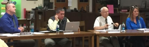 Second of Three Superintendent Interviews Held Tuesday