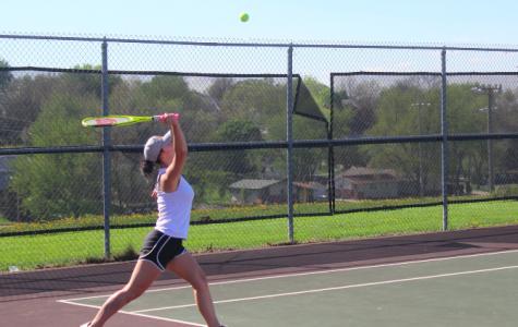Harlan Cyclones Defeat Both Tennis Teams