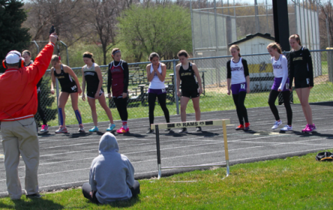 Trojan Girls Track Compete at Glenwood