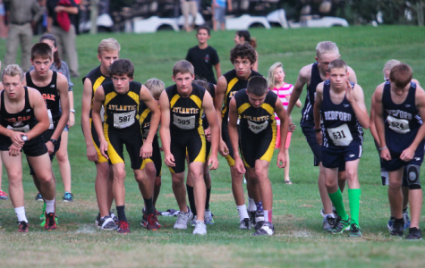 Boys' XC Takes Home First at Red Oak Meet
