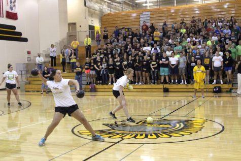 AHS Fuel Dodgeball Tournament