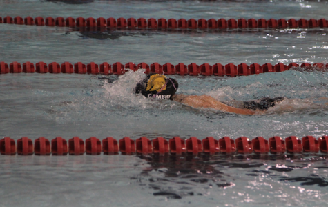 Meet a Sophomore Varsity Swimmer: Cambry Miller