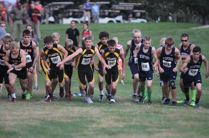 Trojan XC Finishes Strong at H-10 Meet