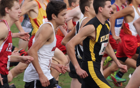 Wendt, Dennis and Shadden Run at State Cross Country
