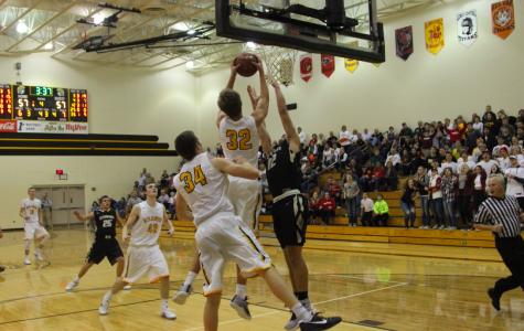 Trojan Basketball Falls to Harlan