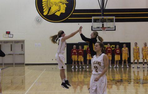 Girls Basketball Faces Kuemper