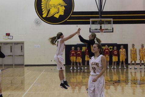 Girls' Basketball Photos by Kayla Mauk
